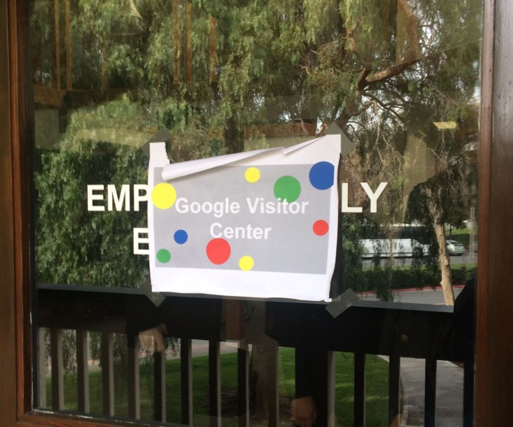 GoogleVisitingCenter